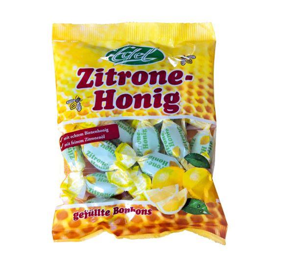 Zitronen Honig Bonbon