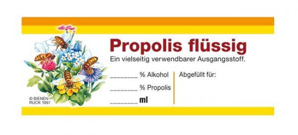 Etiketten für Propolis UNIVERSAL