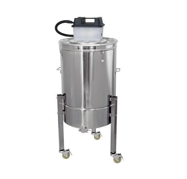 RuBee® Jumbo Dampfwachsschmelzer