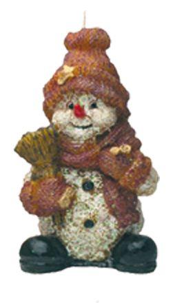 Schneemann, groß