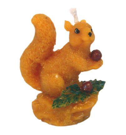 Gießform Eichhörnchen