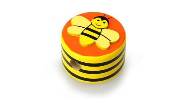Holz Bienen Anspitzer