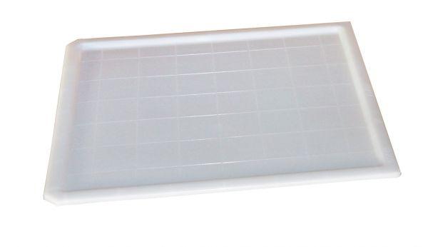 Dadant Bodenschieberplatte weiß