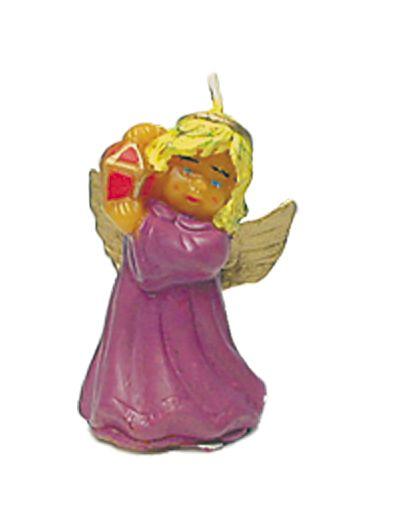 Engel, mit Lampe