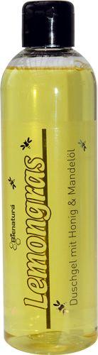 Honig Duschgel Lemongras