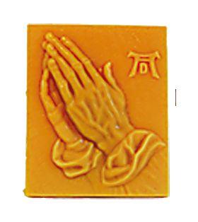 Relief Betende Hände