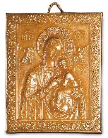 Gießrelief Maria