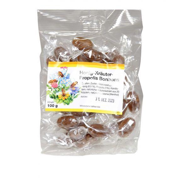 Honig Propolis Kräuter Bonbons
